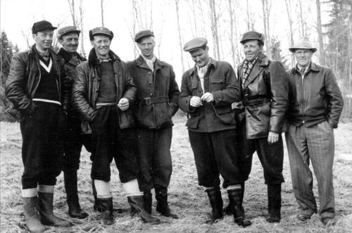 Pimpeltävling 1955